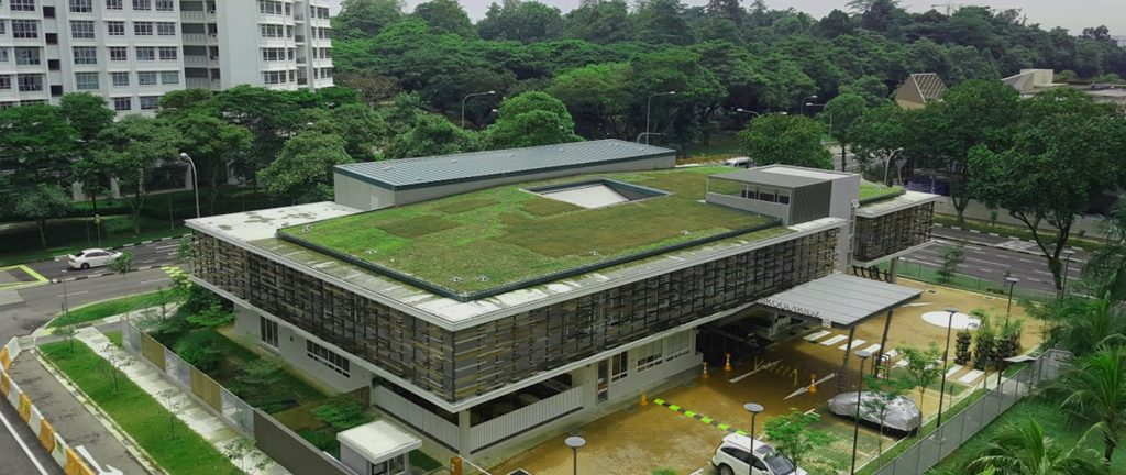 Retrofitting With Green Roofs A Match Make In Heaven