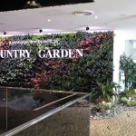 COUNTRY GARDEN SG GREEN WALL 2