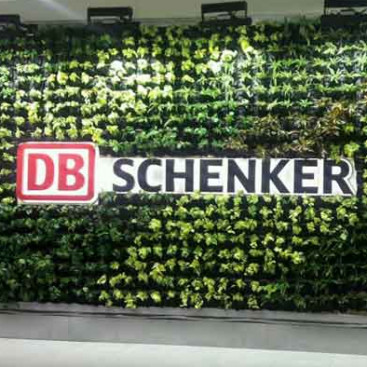 DB-Schenker-Green-Wall-2